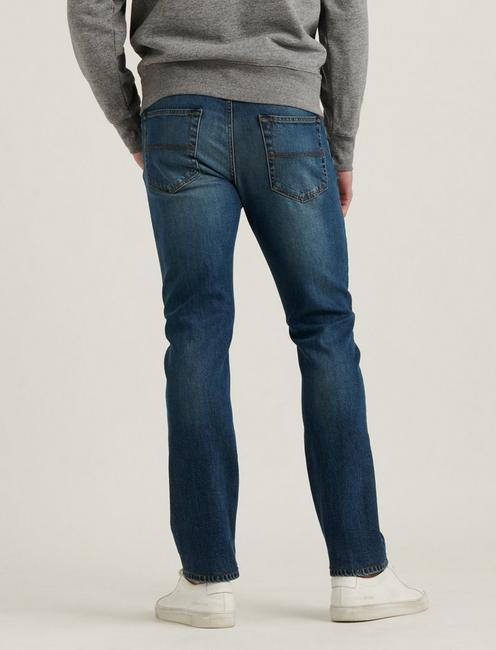 410 ATHLETIC SLIM STRETCH JEAN, PICO