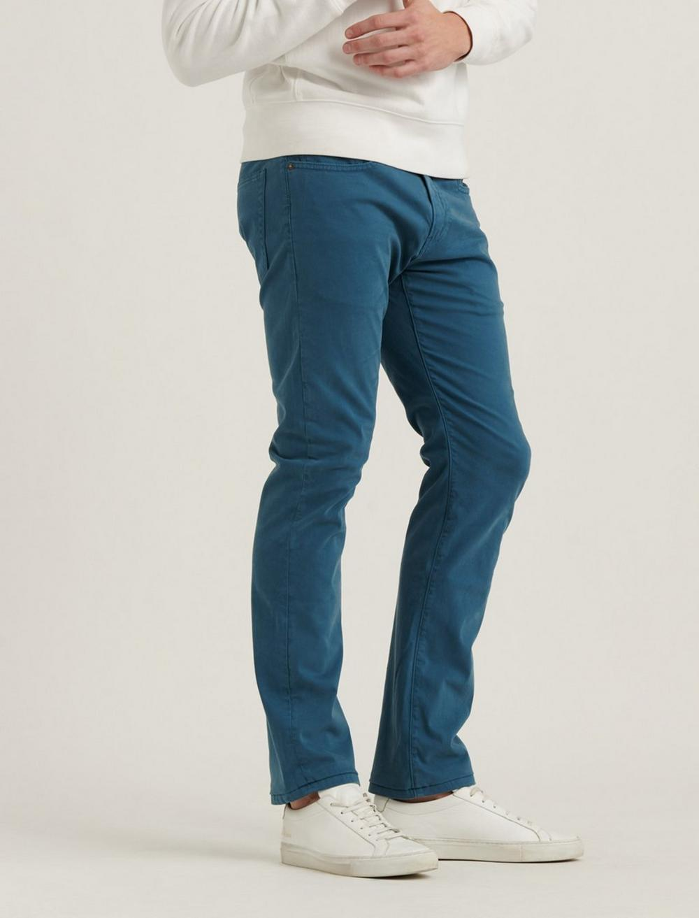 223 STRAIGHT SATEEN STRETCH JEAN, image 3