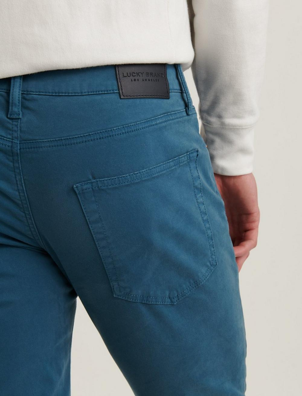 223 STRAIGHT SATEEN STRETCH JEAN, image 6