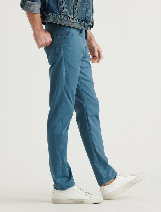 410 ATHLETIC SLIM COOLMAX JEAN, INDIAN TEAL, productTileDesktop