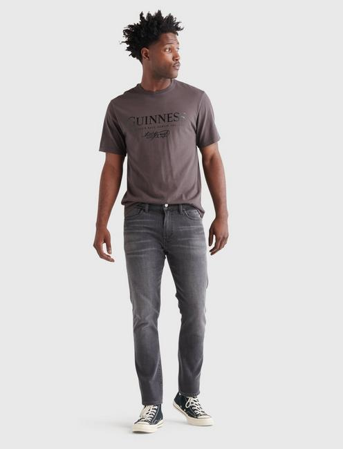 121 SLIM STRAIGHT COOLMAX STRETCH JEAN, PENROD