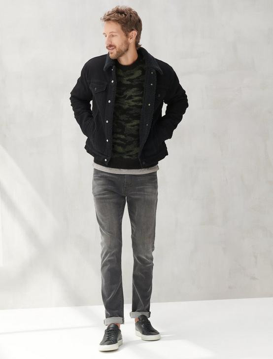 SHERPA TRUCKER JACKET, FACTORY PLACE SHERPA, productTileDesktop