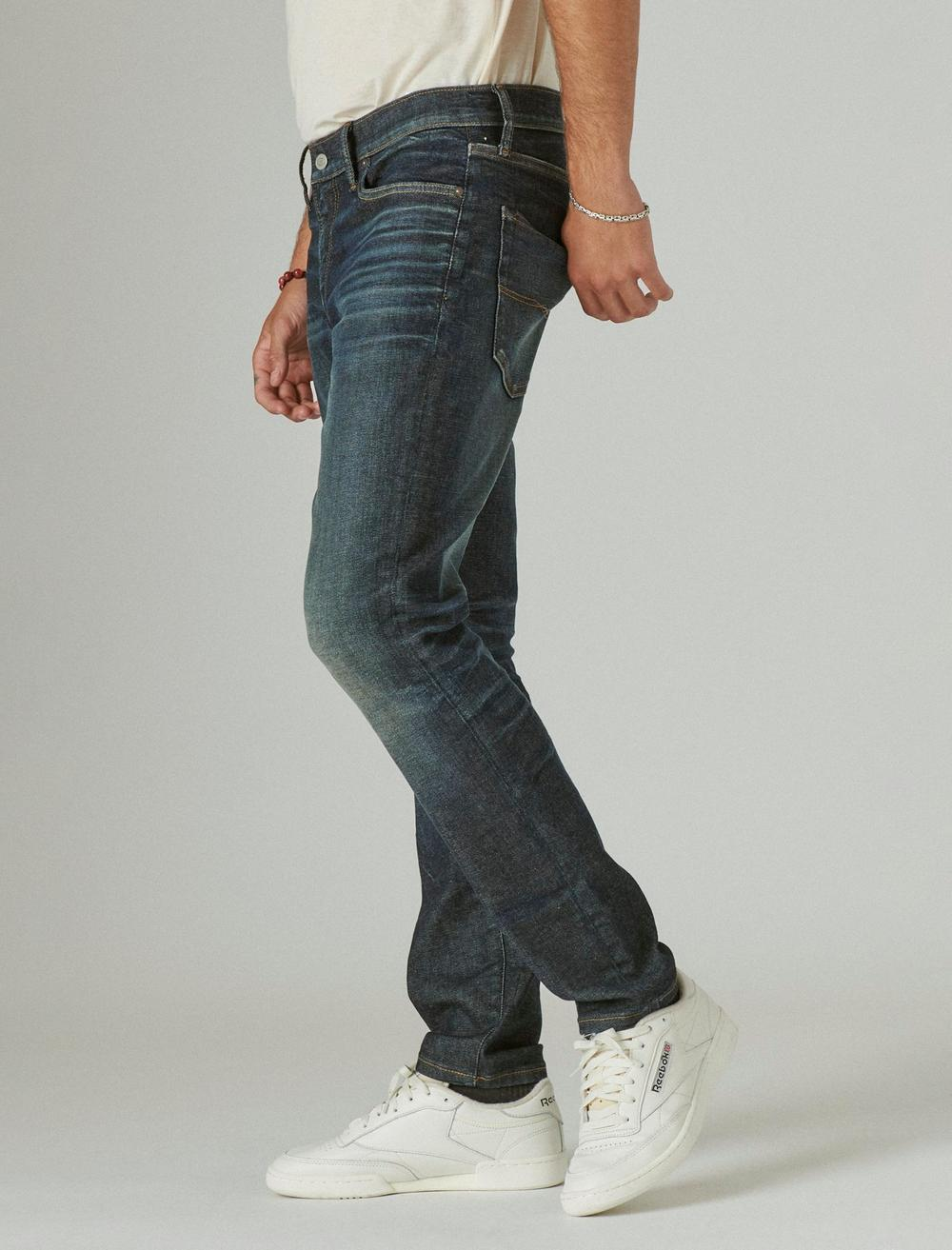 411 ATHLETIC TAPER ADVANCED STRETCH JEAN, image 5