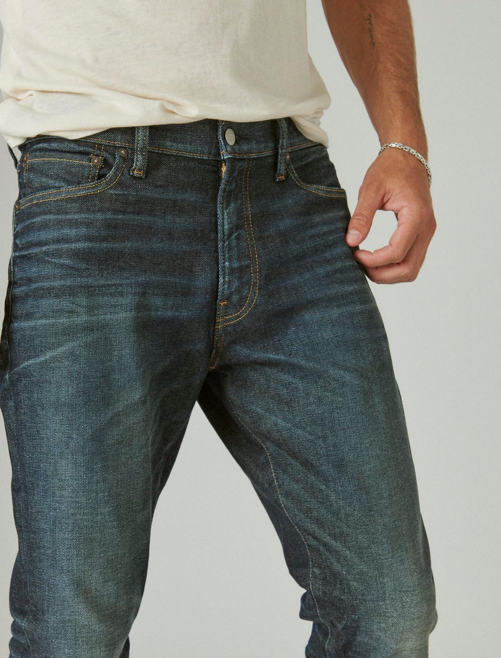 411 ATHLETIC TAPER ADVANCED STRETCH JEAN, image 7