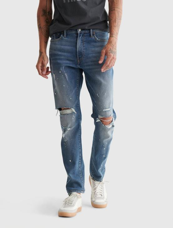 411 ATHLETIC TAPER DESTRUCTION JEAN, HOOPER, productTileDesktop