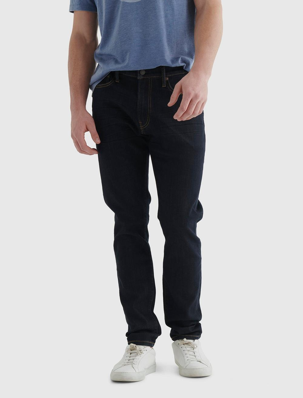 411 ATHLETIC TAPER COOLMAX STRETCH JEAN, image 2