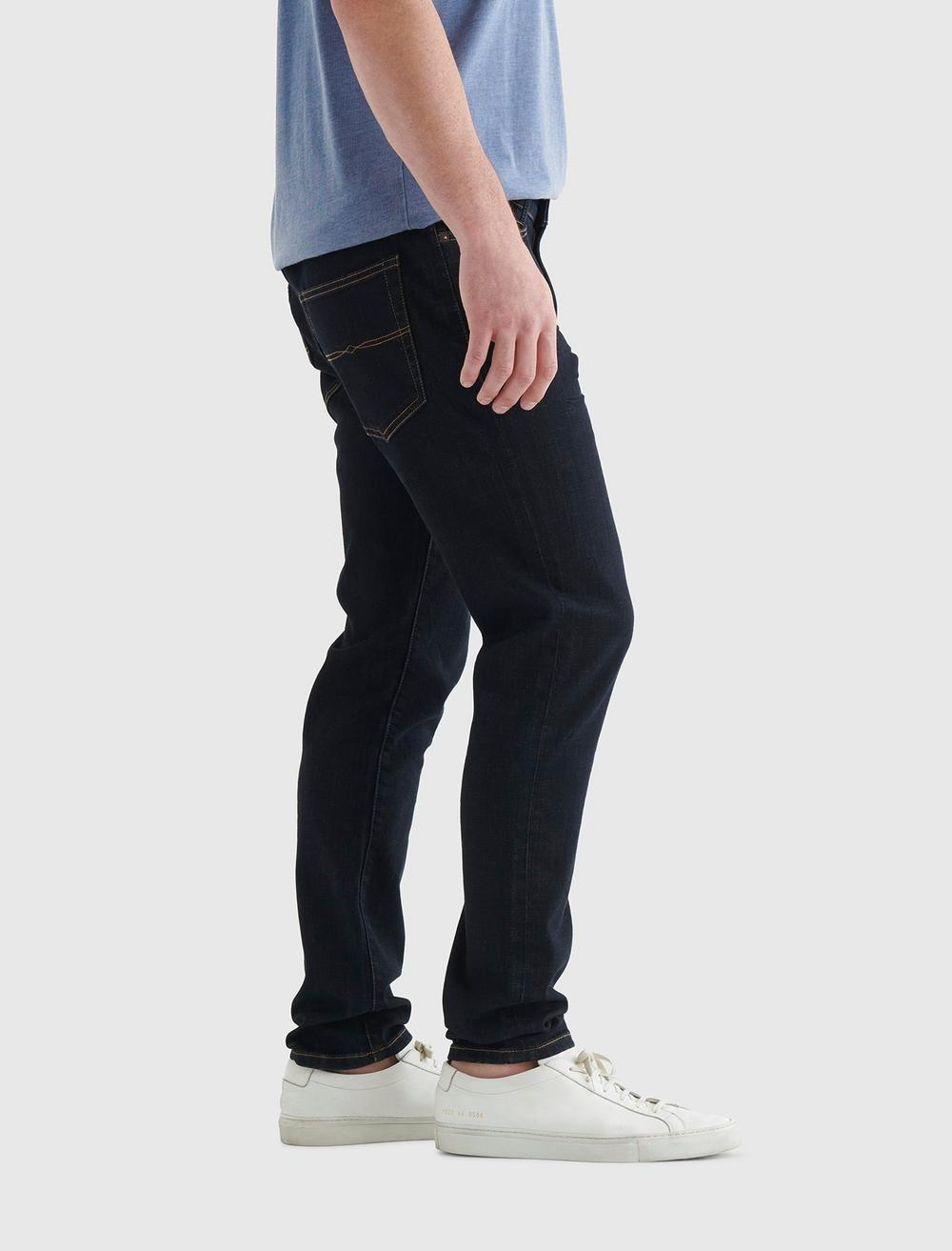 411 ATHLETIC TAPER COOLMAX STRETCH JEAN, image 3