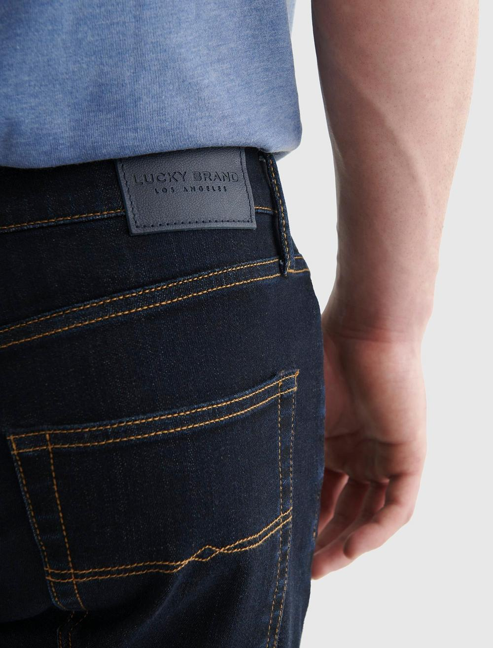 411 ATHLETIC TAPER COOLMAX STRETCH JEAN, image 5