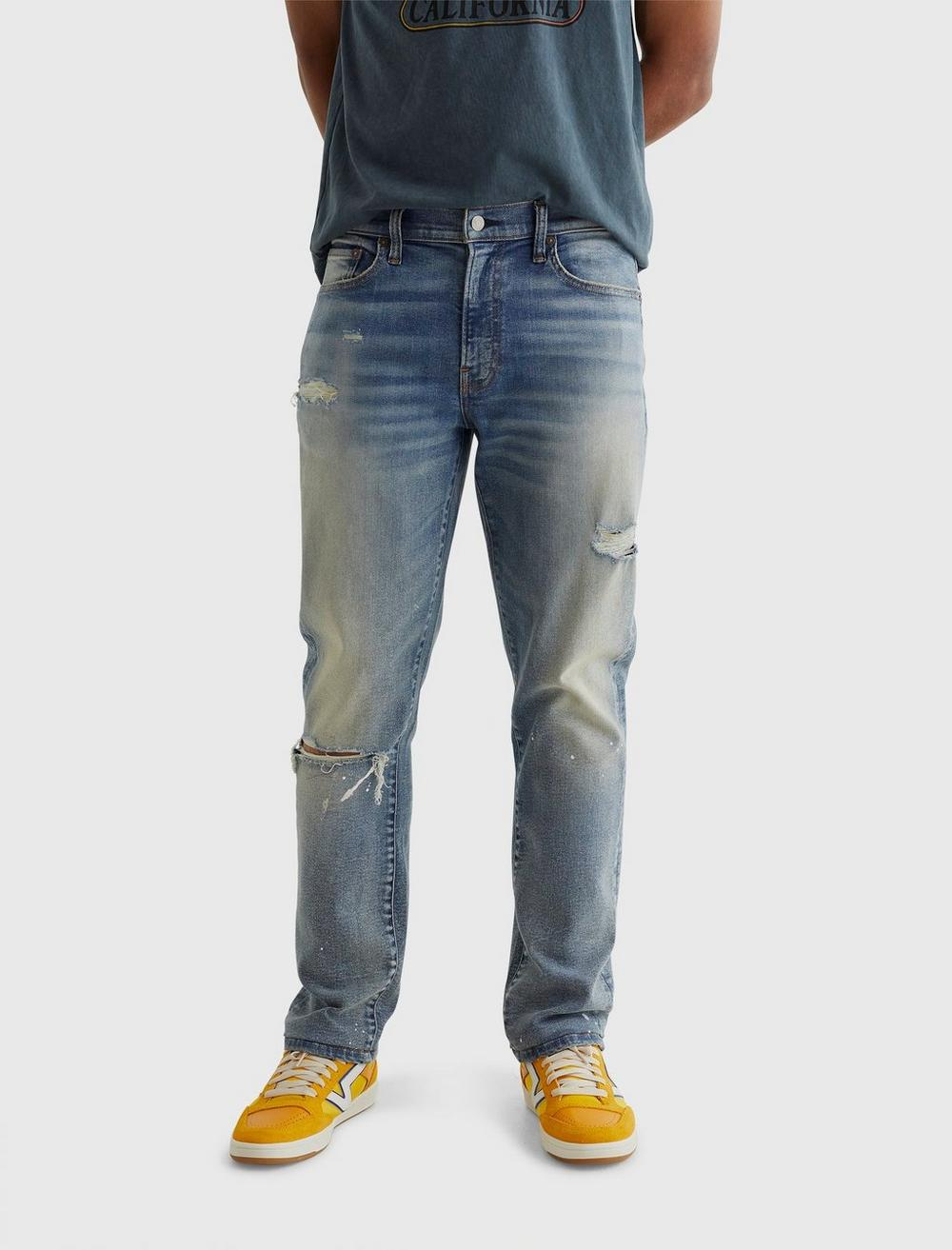 410 ATHLETIC STRAIGHT 4-WAY STRETCH JEAN, image 1