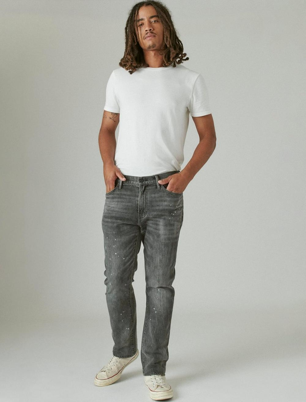 410 ATHLETIC STRAIGHT JEAN, image 1