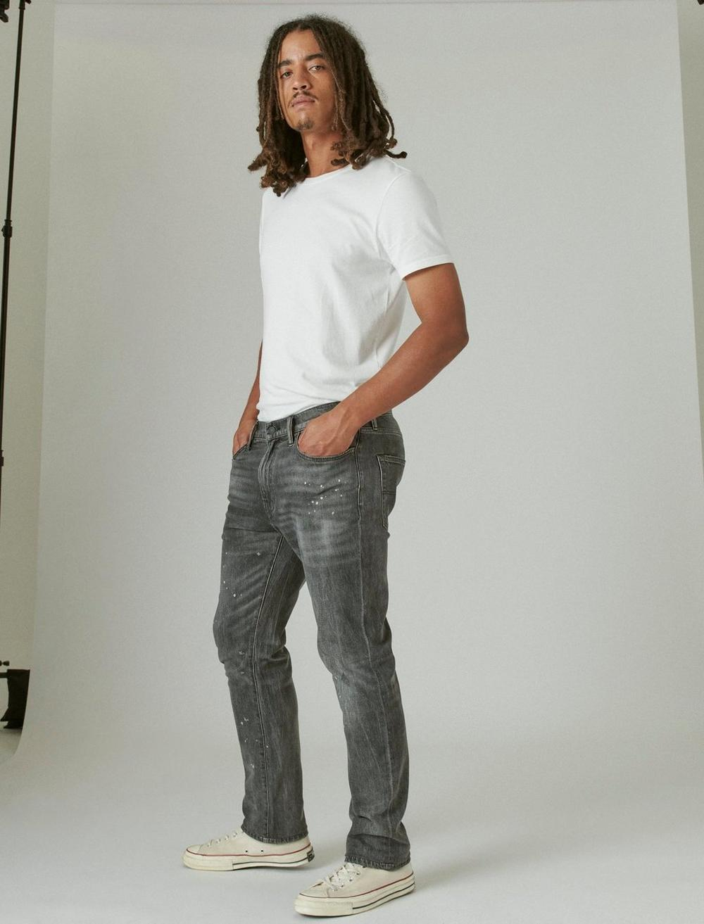 410 ATHLETIC STRAIGHT JEAN, image 2