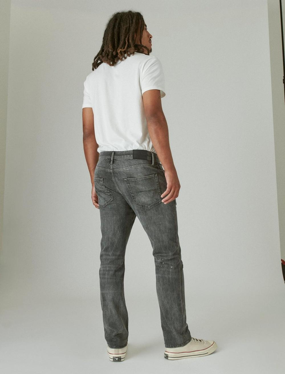 410 ATHLETIC STRAIGHT JEAN, image 3