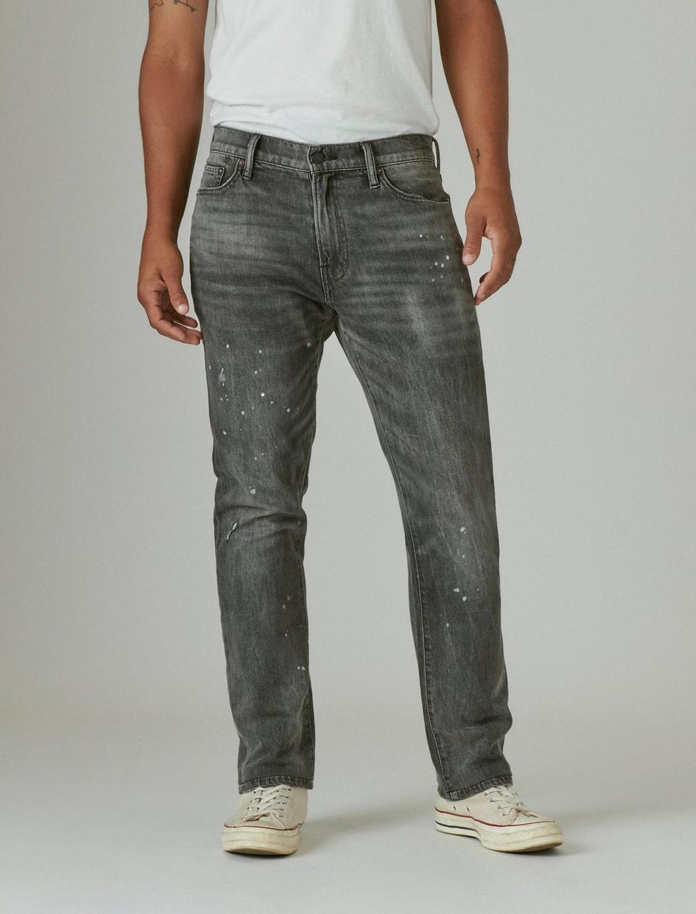 410 ATHLETIC STRAIGHT JEAN, image 4