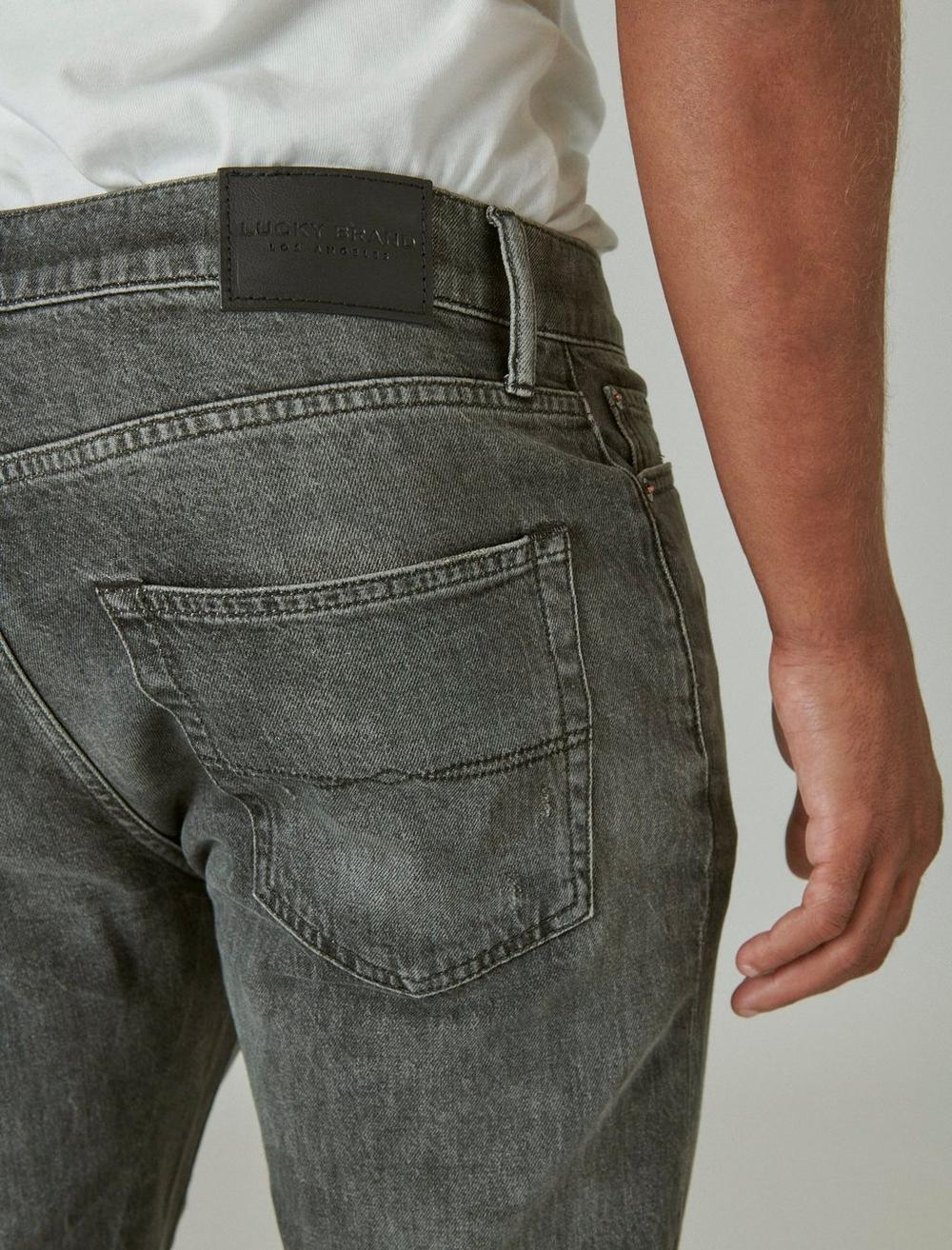 410 ATHLETIC STRAIGHT JEAN, image 5