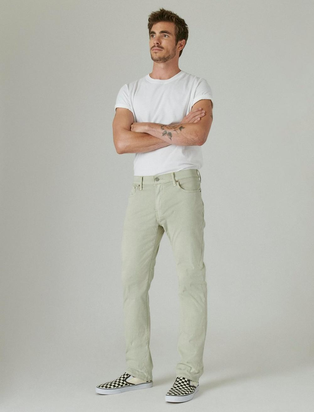 410 ATHLETIC STRAIGHT SATEEN STRETCH JEAN, image 2