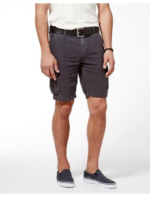 a8b9d687b0 Longbeach Linen Shorts | Lucky Brand