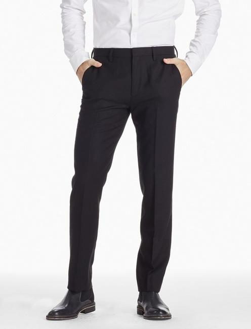 ACE RIDER SUIT PANT, BLACK