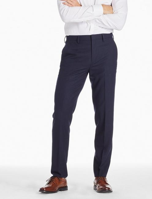 ACE RIDER SUIT PANT, NAVY