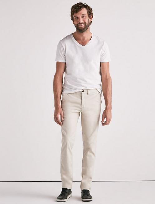 410 Stretch Sateen Chino, MOONSTRUCK