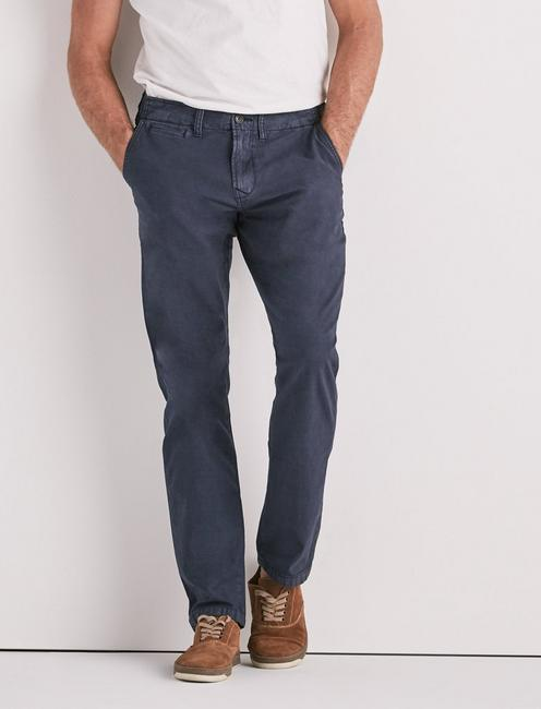 410 Stretch Sateen Chino, #437 NAVY