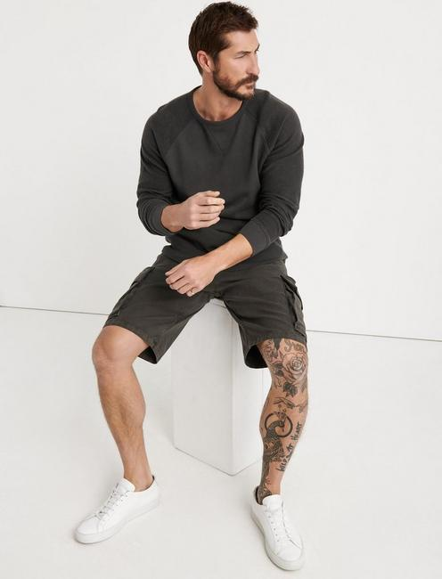 Saturday Stretch Cargo Short, RAVEN