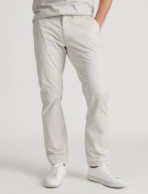410 ATHLETIC SLIM COOLMAX ALL SEASON TECHNOLOGY CHINO, MOONSTRUCK