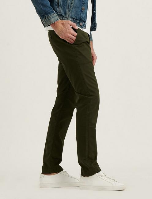 410 COOLMAX STRETCH CHINO PANT, ROSIN