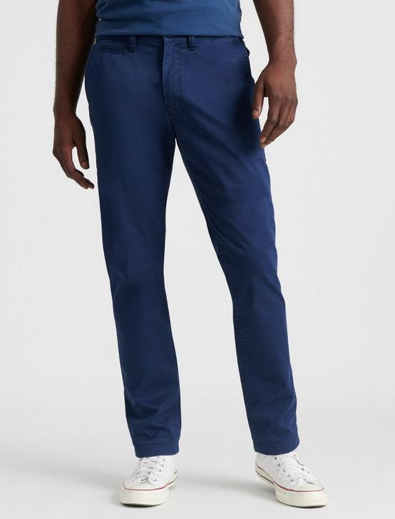 410 Athletic Slim COOLMAX STRETCH CHINO, BLACK IRIS, productTileDesktop