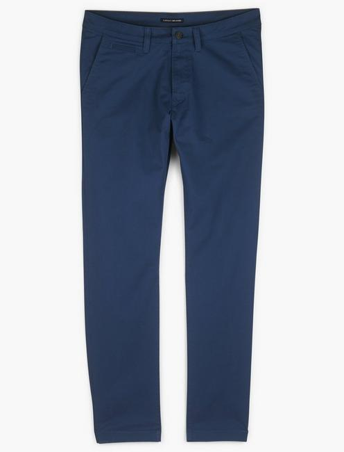 410 COOLMAX STRETCH CHINO PANT, CLANCY BLUE