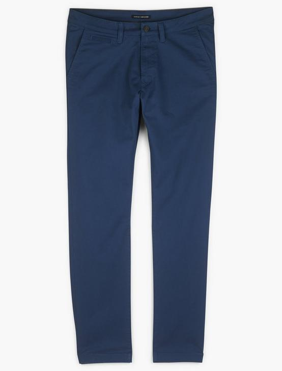 410 COOLMAX STRETCH CHINO PANT, CLANCY BLUE, productTileDesktop