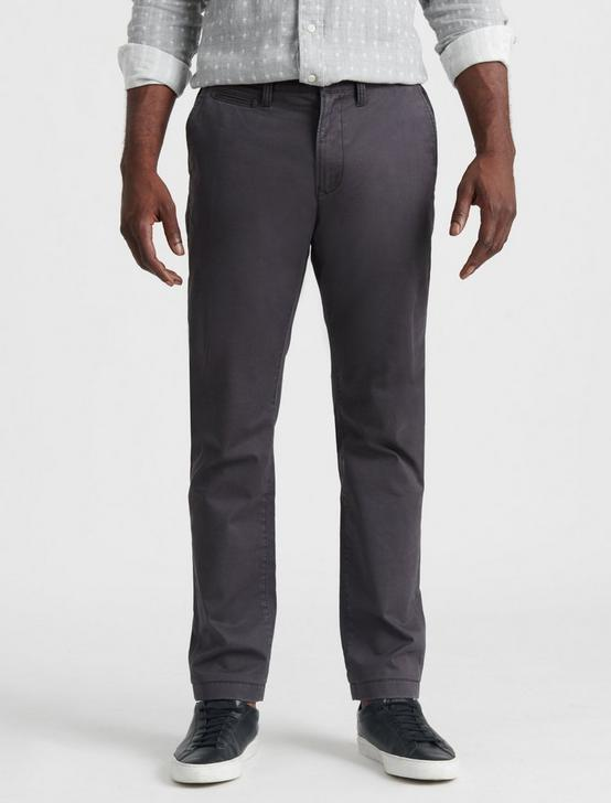 410 ATHLETIC SLIM COOLMAX ALL SEASON TECHNOLOGY CHINO, PHANTOM, productTileDesktop
