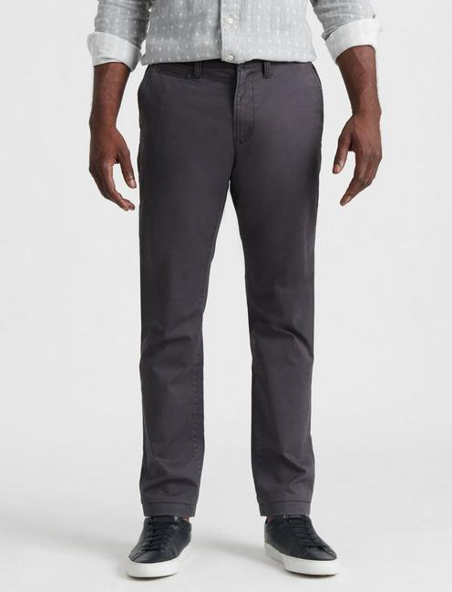 410 COOLMAX CHINO PANT, PHANTOM