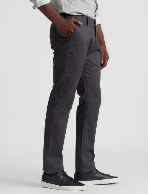410 ATHLETIC SLIM COOLMAX ALL SEASON TECHNOLOGY CHINO, PHANTOM