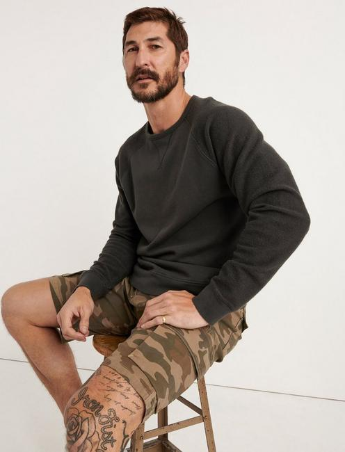 Saturday Stretch Cargo Short, CAMO COMBO MULTI