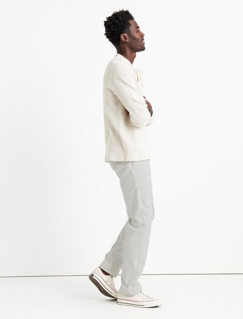 121 SLIM COOLMAX ALL SEASON TECHNOLOGY STRETCH CHINO, MOONSTRUCK