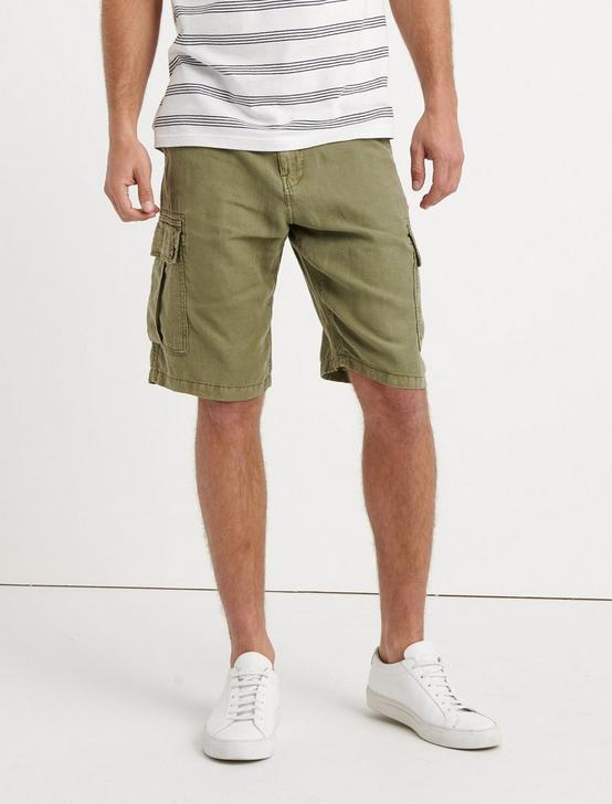 LAGUNA CARGO SHORT, DEEP LICHEN GREEN, productTileDesktop