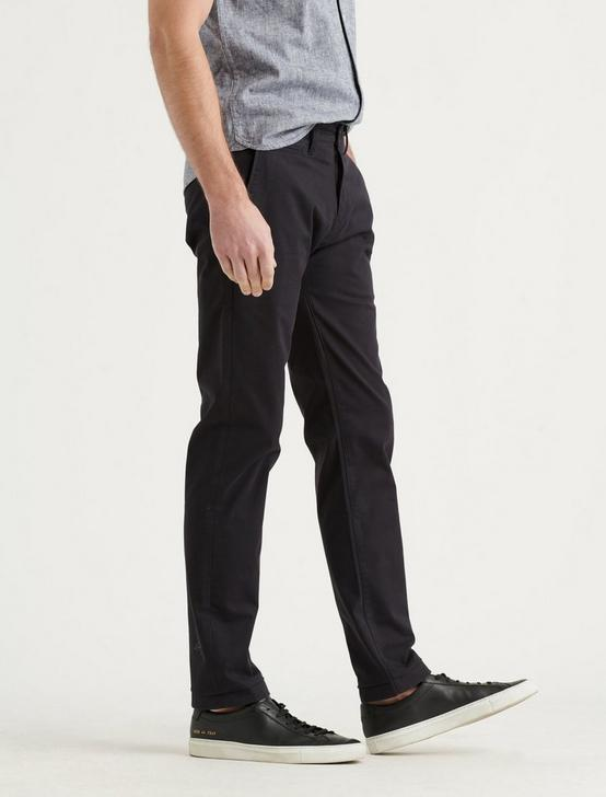 110 COOLMAX STRETCH CHINO PANT, BLACK ONYX, productTileDesktop