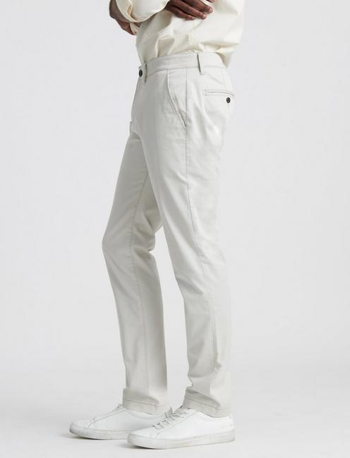 110 COOLMAX STRETCH CHINO PANT, MOONSTRUCK
