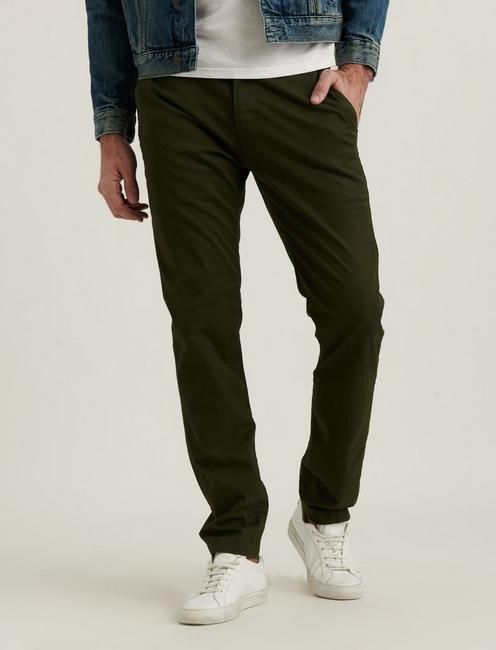 110 COOLMAX STRETCH CHINO PANT, ROSIN