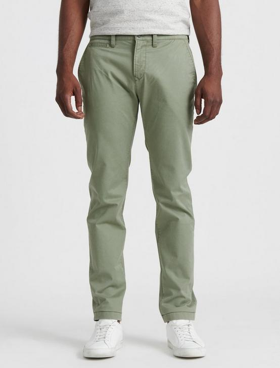 110 COOLMAX STRETCH CHINO PANT, DEEP LICHEN GREEN, productTileDesktop