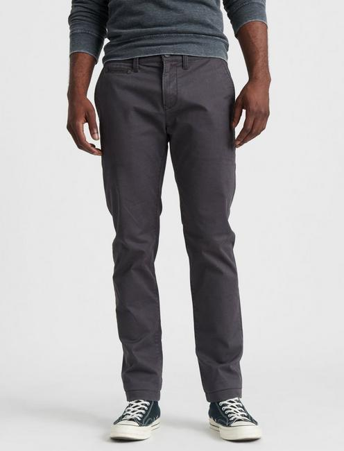 110 COOLMAX CHINO PANT, PHANTOM