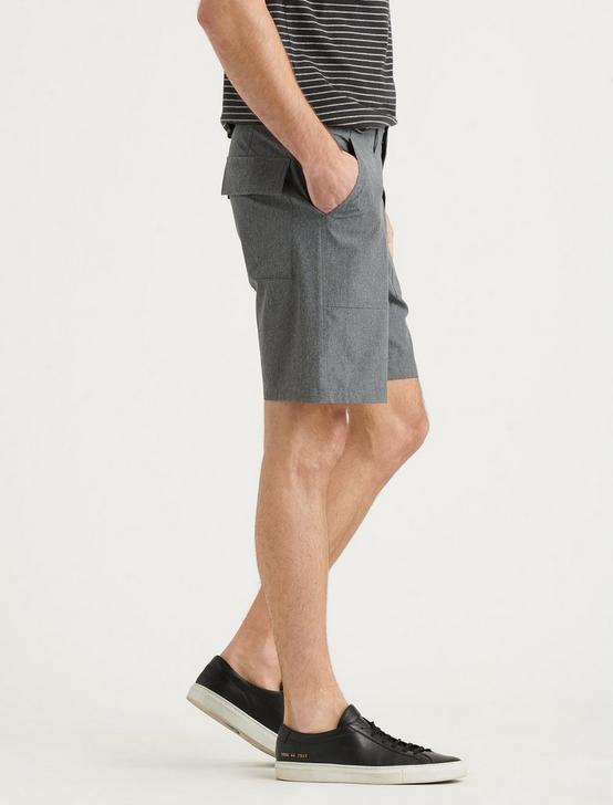 SURF SHORT, HEATHER GREY, productTileDesktop