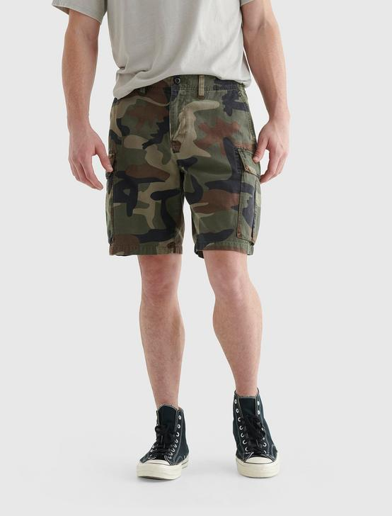 CAMO CARGO SHORT, CAMO (ARMY COLORS), productTileDesktop