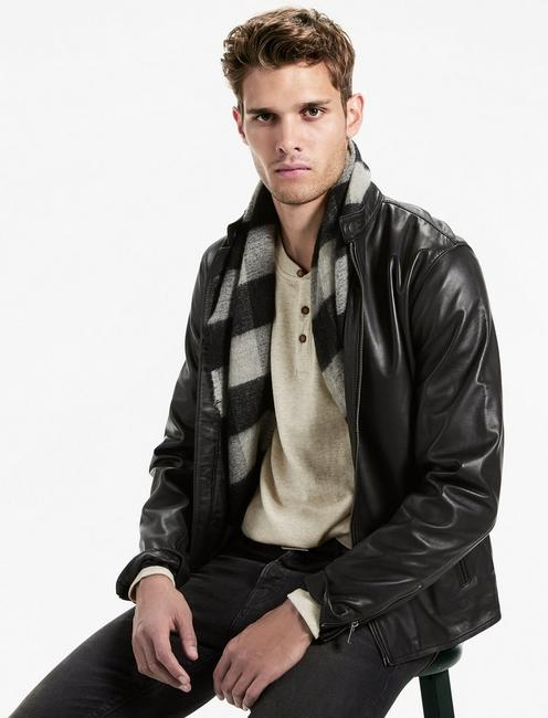 Lucky Clean Bonneville Leather Jacket