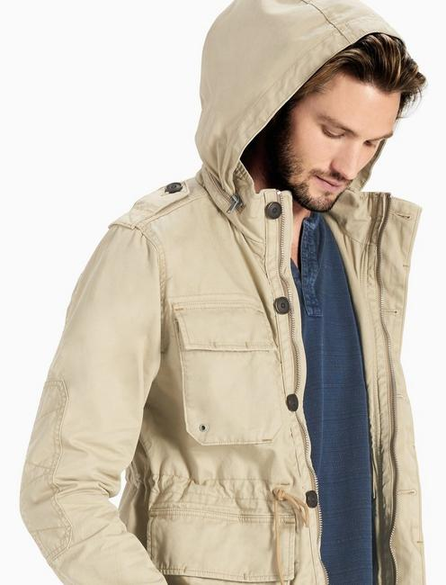 Back Country Jacket,