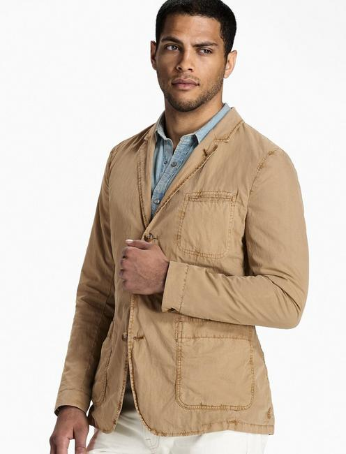 Ace Garment Dyed Blazer, TWILL #16-1108 TCX