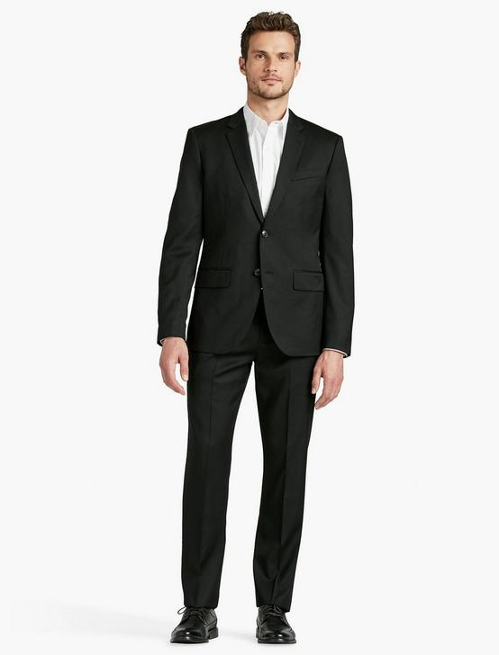 JACK OCCASION SUIT JACKET, BLACK, productTileDesktop