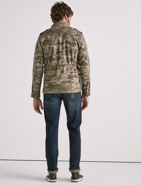 M65 Military Camo Jacket, CAMO COMBO MULTI