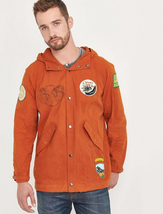 EXPEDITION JACKET, ORANGE, productTileDesktop