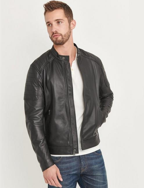 Lucky Clean Moto Panel Jacket